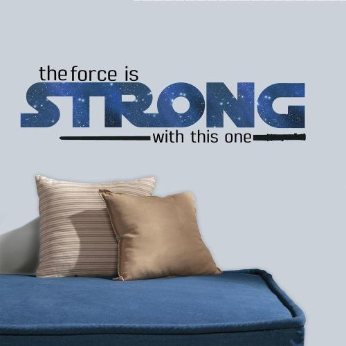 Startling H Star Wars Classic Force Is Roommates W X H Star Wars Classic Force Is Strong Star Wars Cat Furniture Star Wars Furniture Rooms To Go