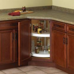 Small Crop Of Lazy Susan Cabinet