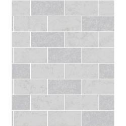 Small Crop Of Gray Subway Tile