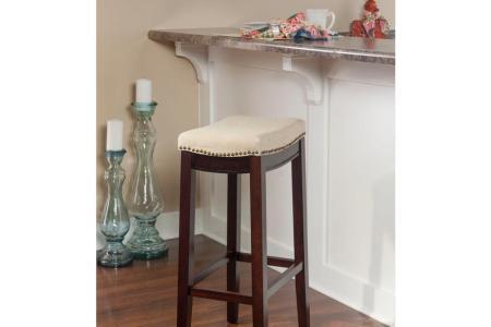 jute linon home decor bar stools 55816jute01u 64 1000
