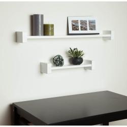 Glomorous Wall Shelf Designs Honey Can Do Decorative Shelving Shf 04399 64 1000 Wall Shelf Plans