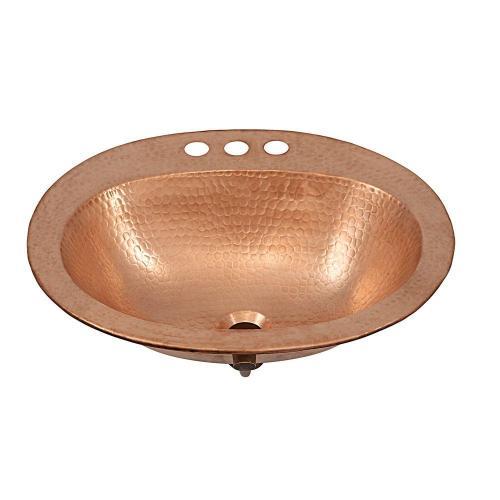Medium Of Copper Bathroom Sinks