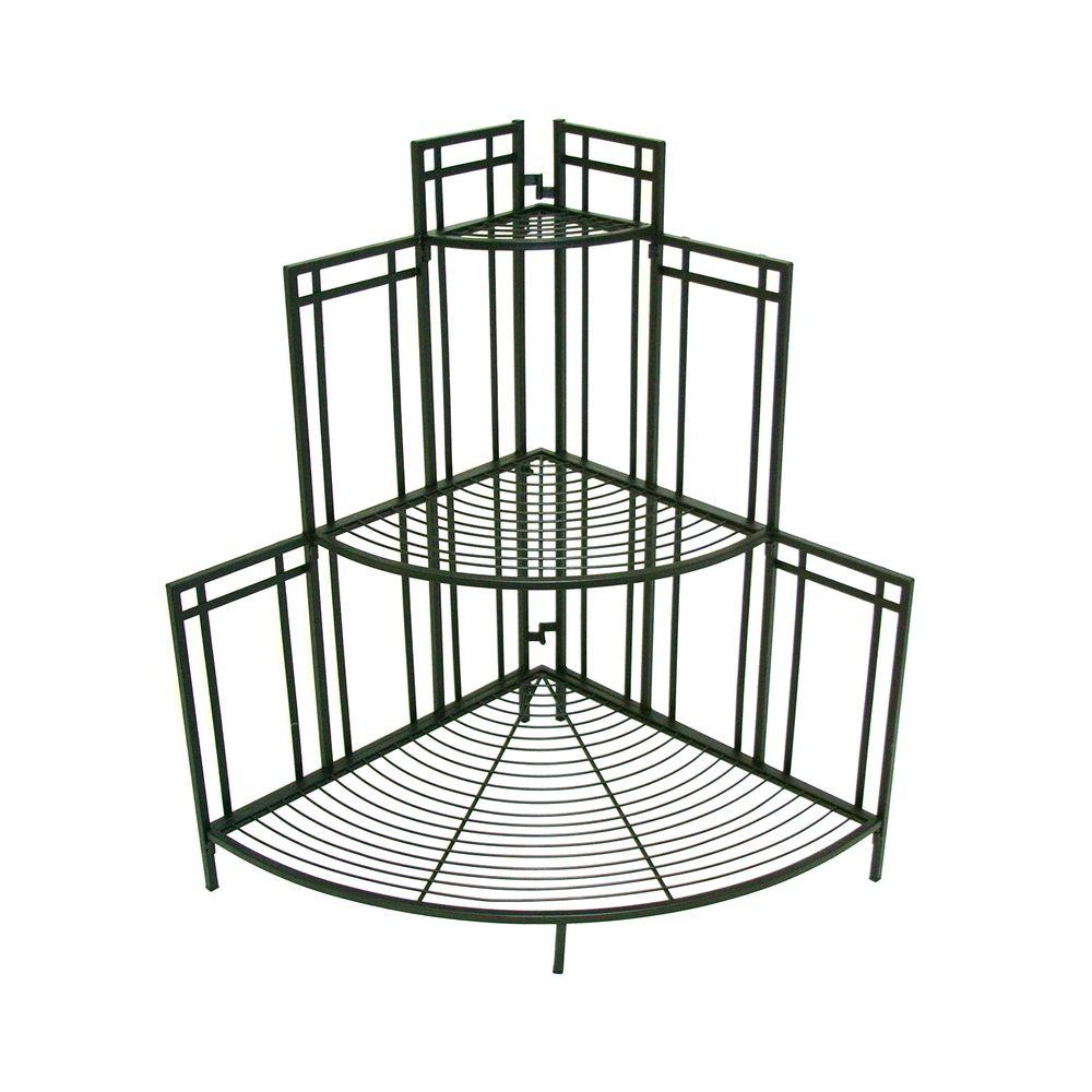 Masterly Patio Life Mission Pro X Black Steel Plant Stand Patio Life Mission Pro X Black Steel Plant Plant Stand Target Plant Stand Ikea houzz 01 Corner Plant Stand