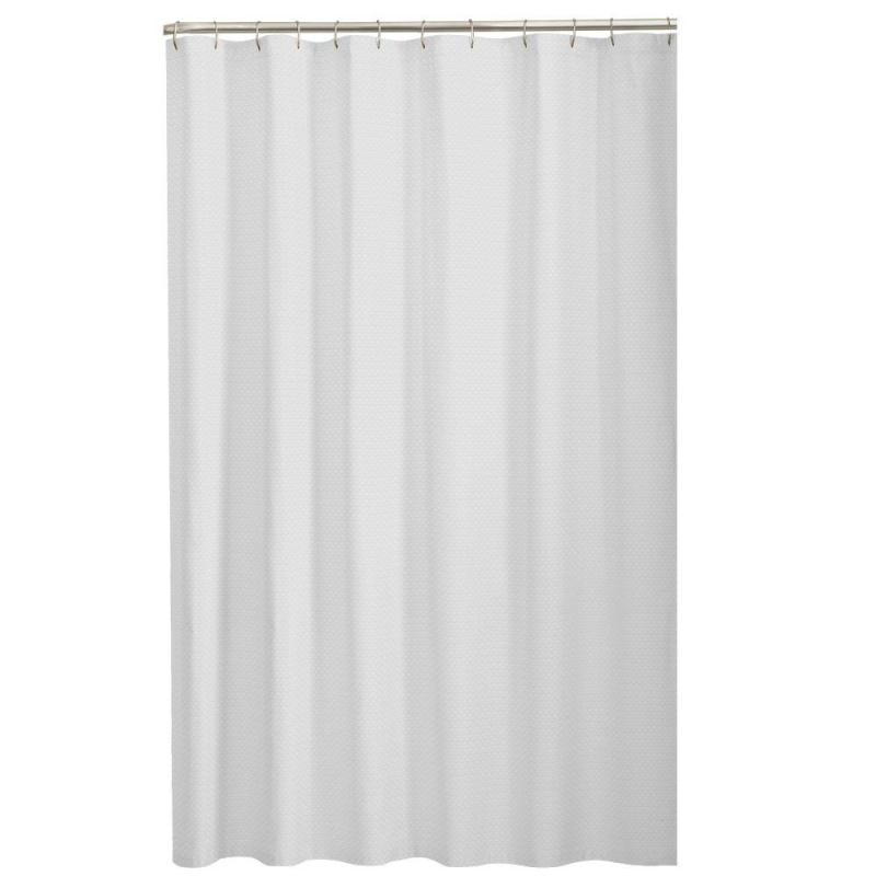 Large Of Black And White Shower Curtain
