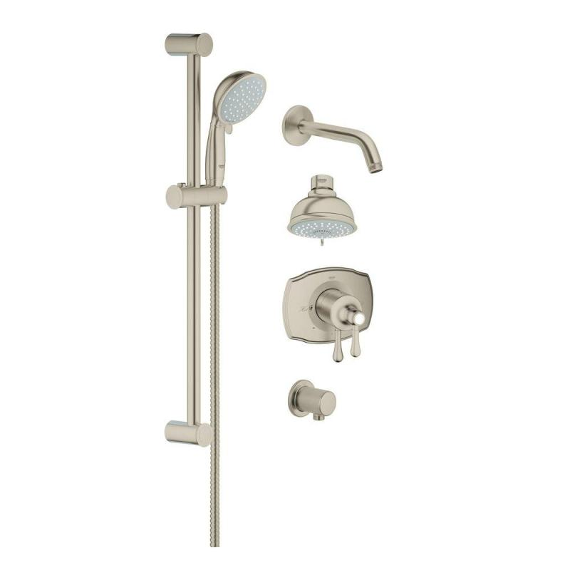 Large Of Grohe Shower System