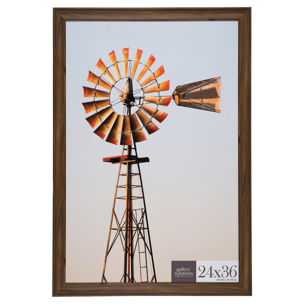 High Pinnacle X Brown Poster Frame Pinnacle X Brown Poster Frame 24x36 Frame Walmart 24 X 36 Framed Mirror Espresso photos 24 X 36 Frame