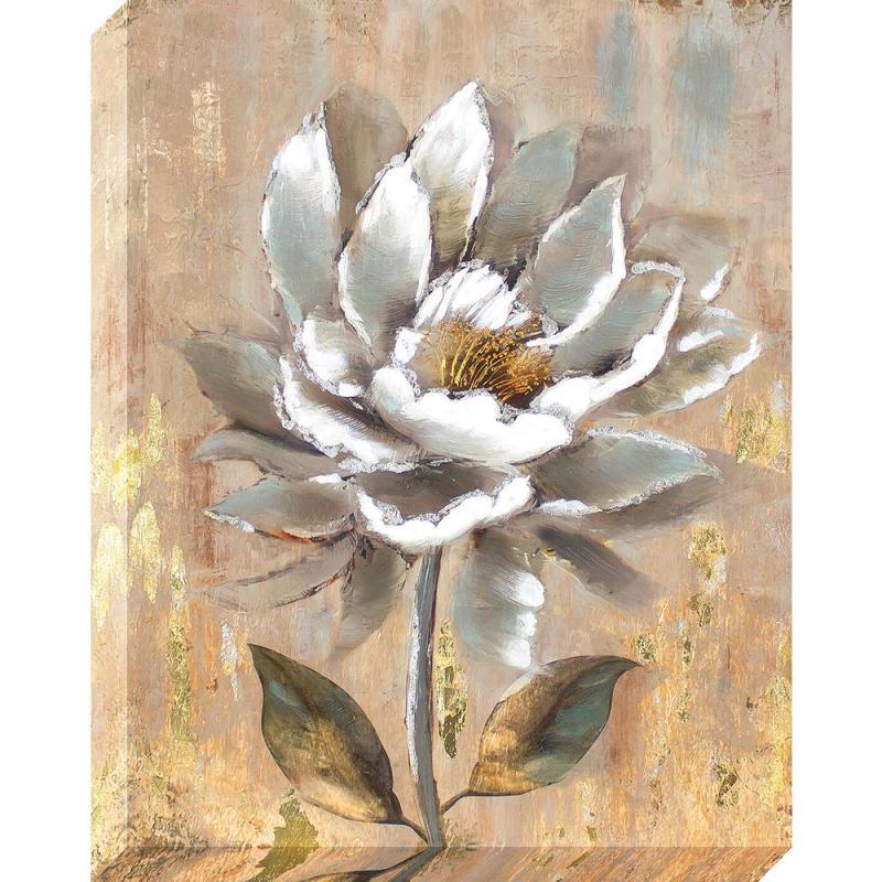 Large Of White Flower Oil