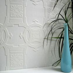 Small Crop Of Paintable Textured Wallpaper