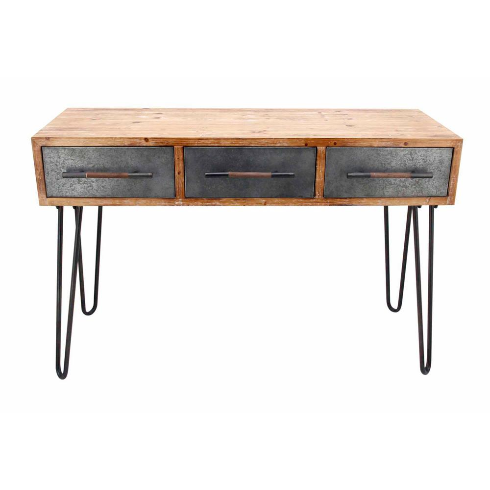 Piquant Wood Zuo Metal Console Table Zuo Metal Console Home Depot Metal Console Table Base Metal Console Table houzz-02 Metal Console Table