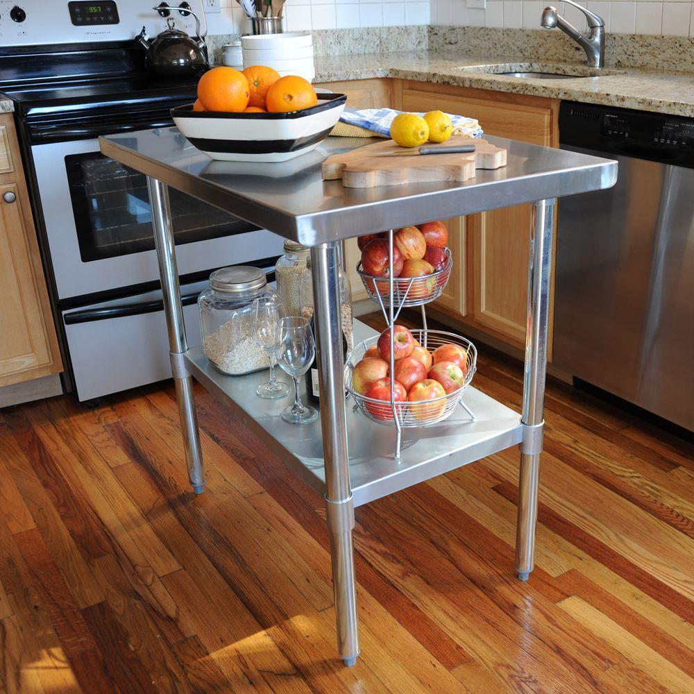 Fullsize Of Kitchen Prep Table