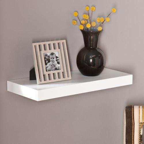 Medium Of Wall Shelves White