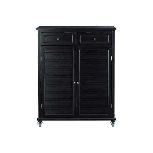 Medium Crop Of Black Storage Cabinet