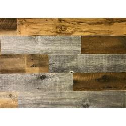 Small Crop Of Barn Wood Wall