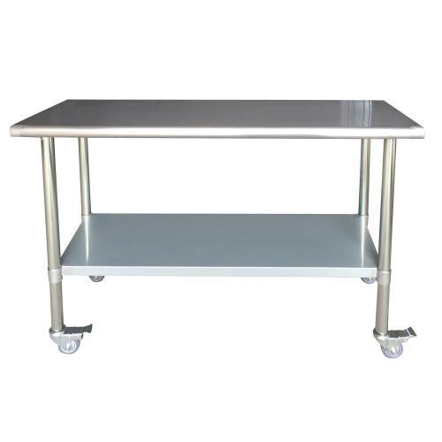Medium Of Kitchen Utility Table