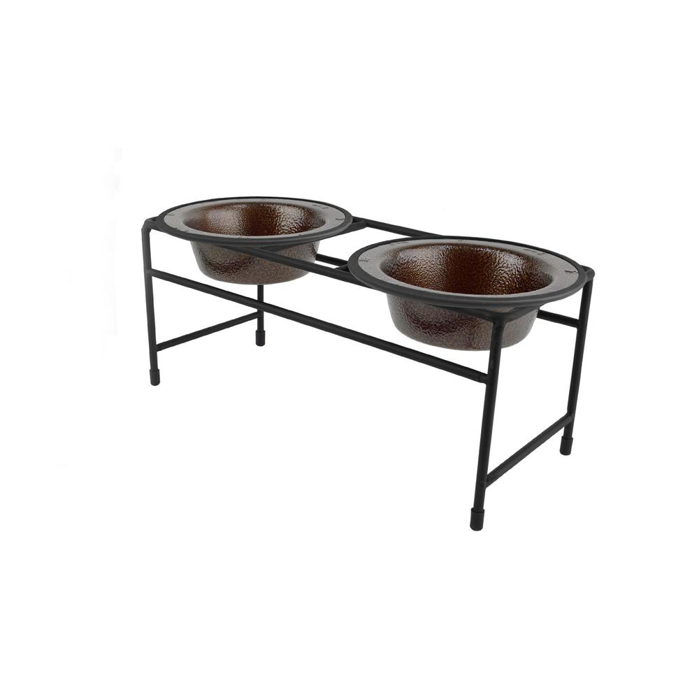 Stupendous Elevated Dog Bowls Walmart Elevated Dog Bowls Why Platinum Pets Cup Diner Feeder Platinum Pets Cup Diner Feeder houzz-03 Elevated Dog Bowls