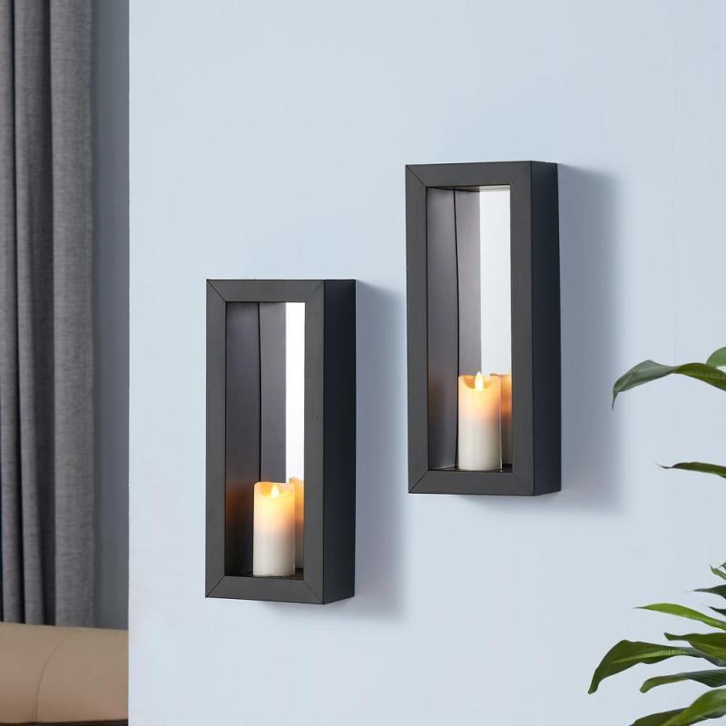 Large Of Wall Candle Holders