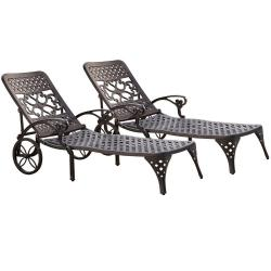 Smashing Home Styles Biscayne Black Patio Chaise Lounge Home Styles Biscayne Black Patio Chaise Lounge Most Outdoor Chaise Lounge Chairs