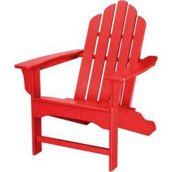 Hanover All Weather Patio Adirondack Chair in Aruba Blue Hvlna10ar