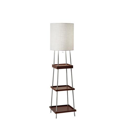 Medium Crop Of Floor Lamp With Shelves