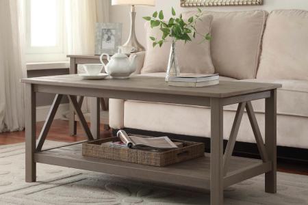 rustic gray linon home decor coffee tables 86151gry01u 64 1000