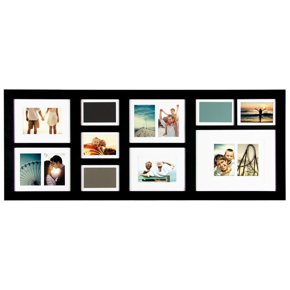 Wonderful X Matted Photo Frame Collage Editor Photo Frame Collage Maker Pinnacle X X Pinnacle X houzz 01 Photo Frame Collage