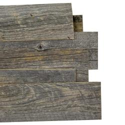 Small Crop Of Reclaimed Wood Wall