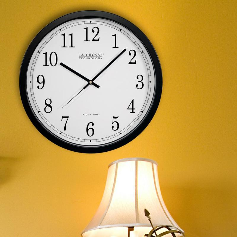 Large Of Analog Digital Wall Clock