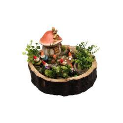 Small Of Miniature Garden Gnomes