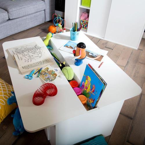 Medium Of Kids Activity Table