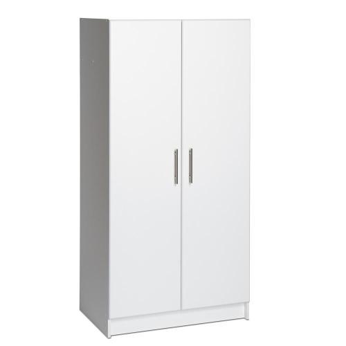 Medium Of White Storage Cabinet