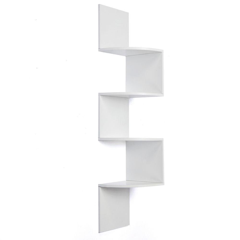Fullsize Of Small White Wall Shelves