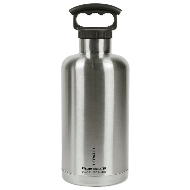 Large Of Stainless Steel Growler