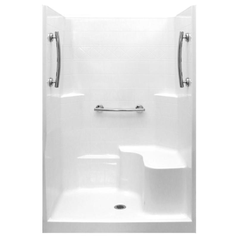 Large Of Fiberglass Shower Stalls