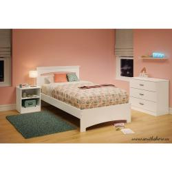 Amazing South Shore Libra Pure Twin Bed Frame South Shore Libra Pure Twin Bed Home Depot Twin Bed Set Girl Twin Bed Set Drawers Underh