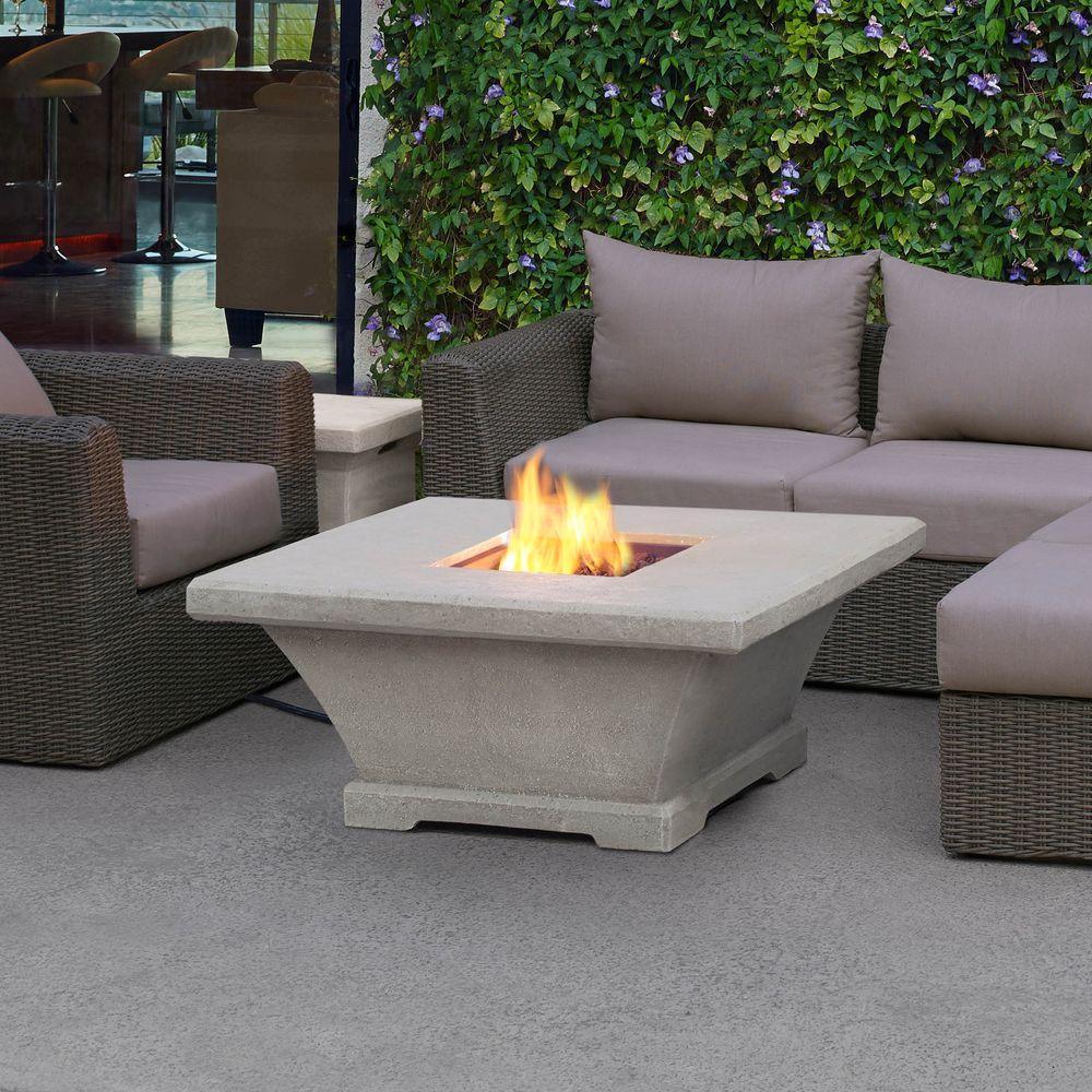 Clever Square Propane Gas Fire Pit Cream Real Flame Monaco Square Propane Gas Fire Pit Gas Fire Table Gas Fire Table Walmart houzz-03 Gas Fire Table