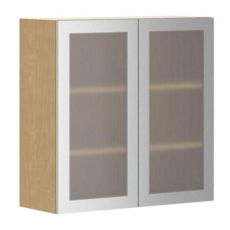 Large Of Kitchen Cabinets With Glass Doors