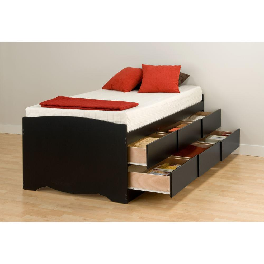 Fullsize Of Twin Bed With Drawers