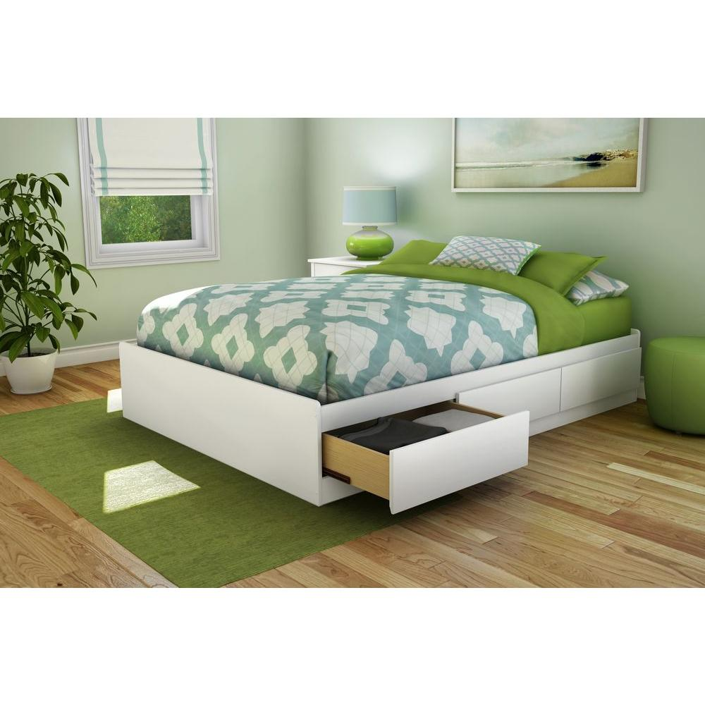 Startling South Shore Step One Storage Bed Pure South Shore Step One Storage Bed Pure Bed Without Headboard Reddit Ottoman Bed Without Headboard houzz-03 Bed Without Headboard