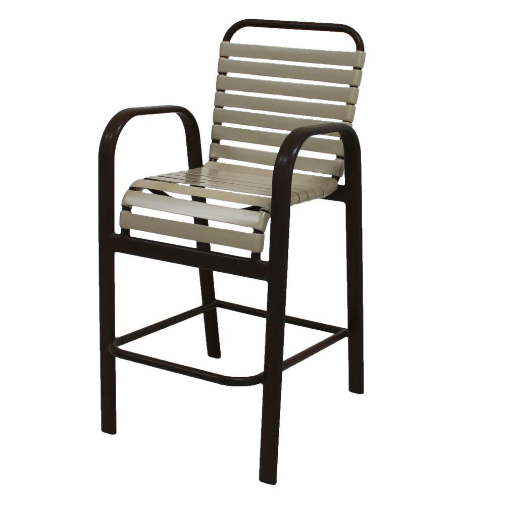 Reputable Marco Island Cafe Brown Commercial Grade Aluminum Bar Height Patio Commercial Outdoor Bar Stools Outdoor Bar Furniture Home Depot Commercial Bar Stools Used Commercial Bar Stools Adelaide houzz-02 Commercial Bar Stools