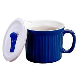 Indoor Lid Corningware Blueberry Mug Silicone Lid Blueberry Mug Home Porcelain Coffee Travel Mug Silicone Lid Porcelain Coffee Mug