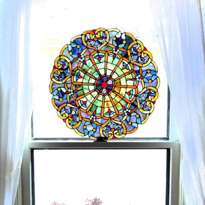 Large Of Stained Glass Window Panels