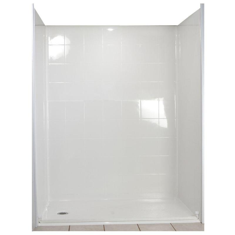 Large Of Fiberglass Shower Stalls