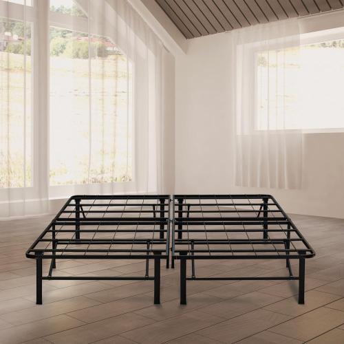 Medium Of Metal Platform Bed
