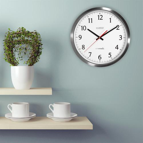 Medium Of Clock On Wall
