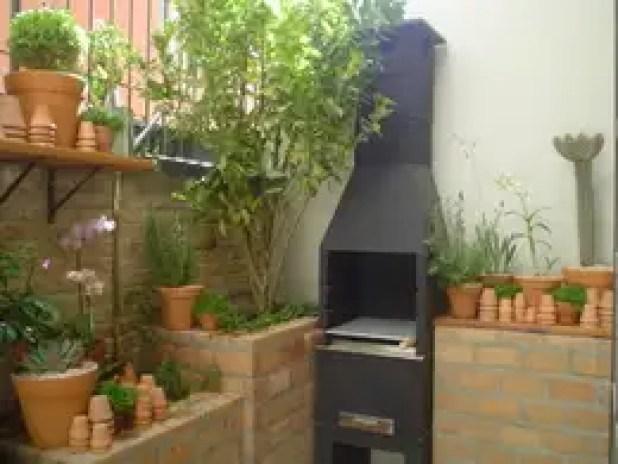 Vườn by Línea Paisagismo.Claudia Muñoz