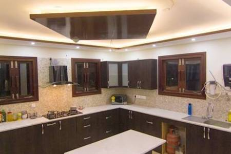 falseceiling kitchen design