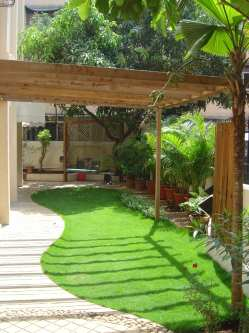 Enamour Tropical Garden By Land Design Landscape Architects Land Design Landscape Landscape Architects Mumbai Land Images Landscape Architecture Lawn Area