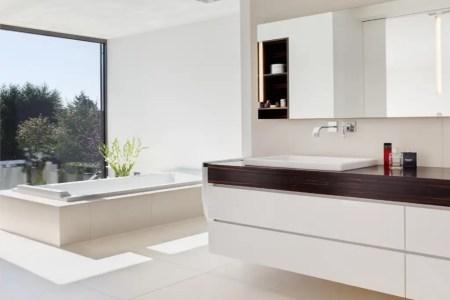 minimalistisch badezimmer bilder von skandella architektur innenarchitektur
