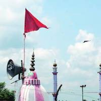 Temple Vs Mosque- : My loudspeaker versus your loudspeaker