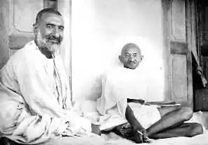 Frontier Gandhi and Mahatma Gandhi